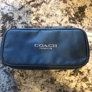 **Coach cosmetic bag**